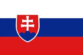 슬로바키아 국기